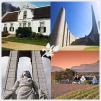 tours - cape winelands